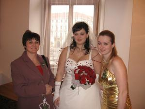 moje máma a sestra