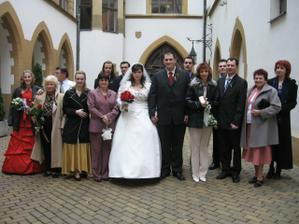 moke i manželova rodina