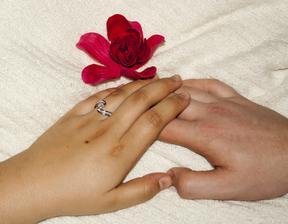 Naše ruce :-)