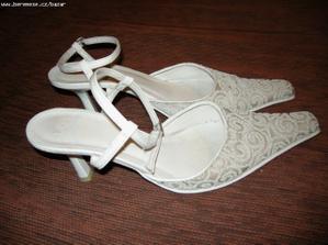 mé botičky, ale jen půjčené