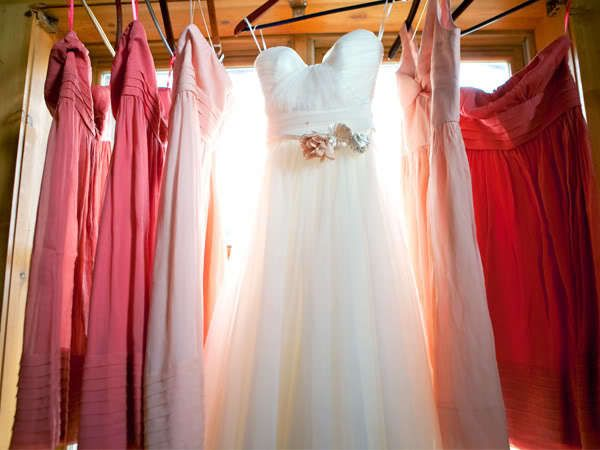 Aqua and coral palette - wedding - Obrázek č. 51