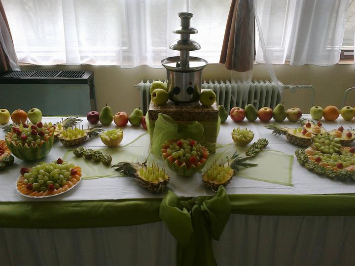Álomszép party servize - Obrázok č. 9