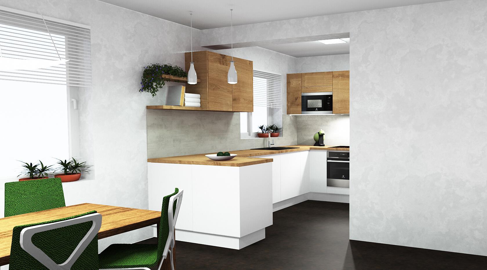 Kuchyně do domečku