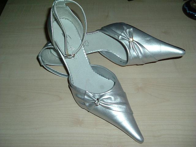 Katka a Martin - Moje svadobne topanky