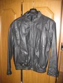 Pánska kožená bunda, 40