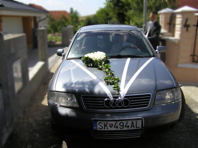 Svadobne vozidla - Obrázok č. 40