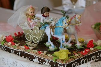 To by byl dortík...