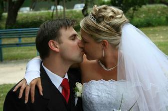 Něžný polibek... :c)