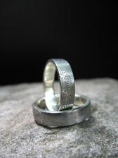 Dalsi z damaskovych prstenu...