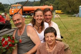 Rodinka pohromadě