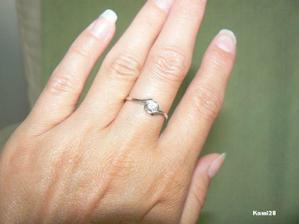 zásnubní prstýnek od přítele