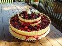 ovocný dort určitě osvěží
