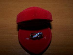 môj snubný prsteň