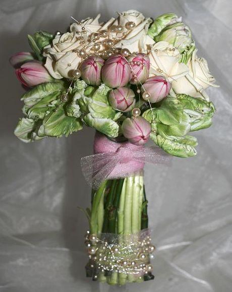 Svadobna kytica z tulipánov - Obrázok č. 24