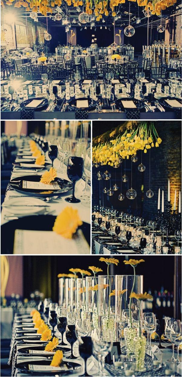 Cierno bielo zlta svadba :-) - Obrázok č. 5
