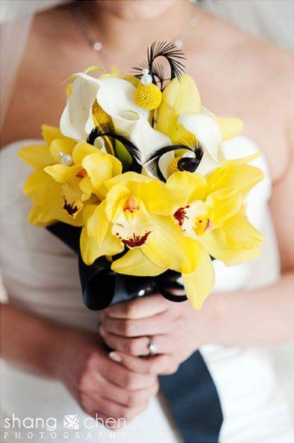 Cierno bielo zlta svadba :-) - Obrázok č. 6