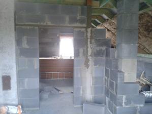 Pokročili sme, pohľad obývačka detská izba ..