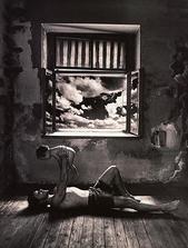 Jan Saudek. Krásný plakát :-)