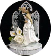 Naše svatební figurka. už je doma :-) Krása