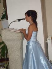 Moja sestra, spievala nam zalm