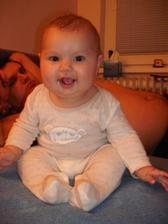 Náš anjelik má 6 mesiacov