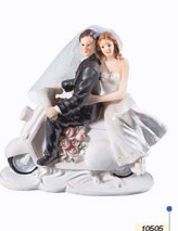Napady na svadobne figurky - Obrázok č. 3