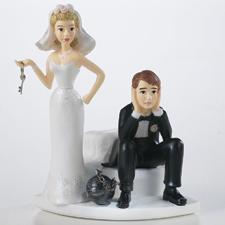 Napady na svadobne figurky - Obrázok č. 8