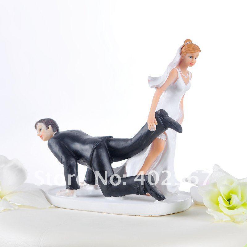 Napady na svadobne figurky - Obrázok č. 23