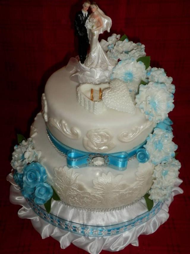 Namety - svadobne torty - Obrázok č. 11