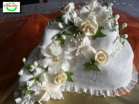 Namety - svadobne torty - Obrázok č. 27