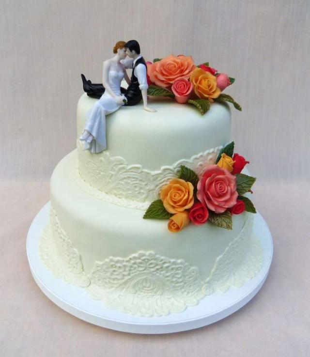 Namety - svadobne torty - Obrázok č. 34
