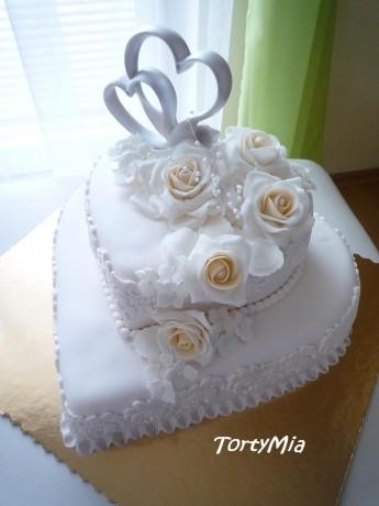 Namety - svadobne torty - Obrázok č. 46