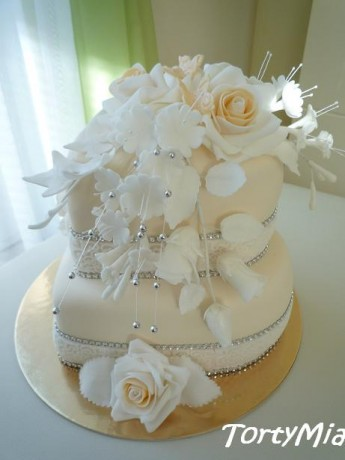 Namety - svadobne torty - Obrázok č. 47