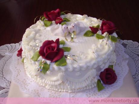 Namety - svadobne torty - Obrázok č. 50