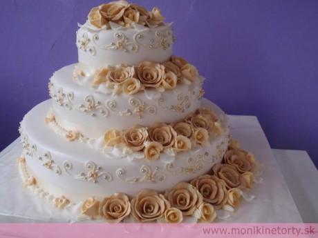 Namety - svadobne torty - Obrázok č. 51