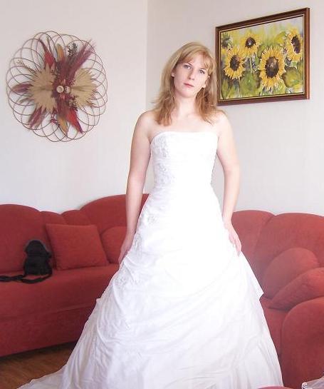 Moje krásné šaty
