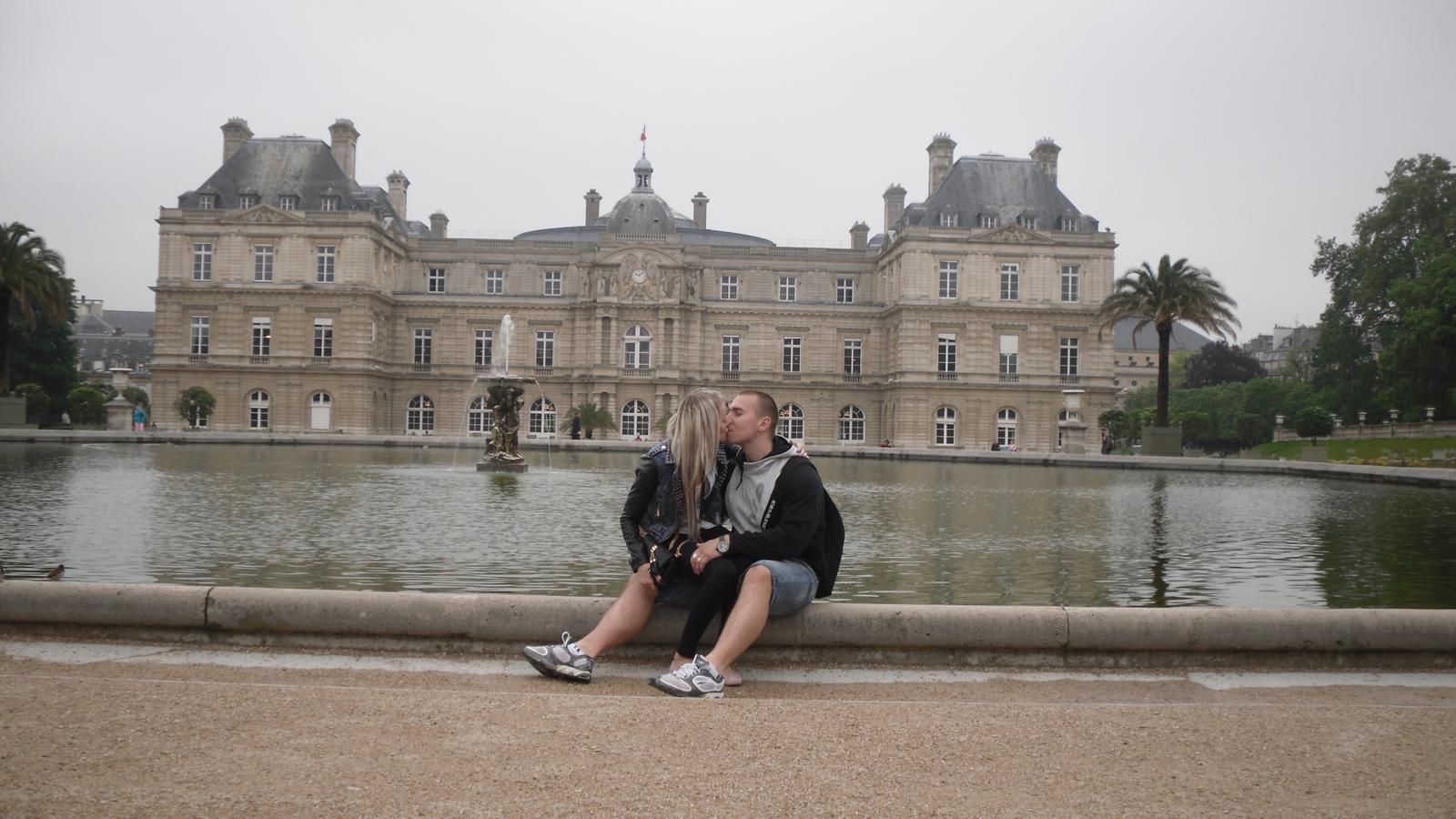 Zásnuby v Paríži 3.5.2014 :) - Obrázok č. 5