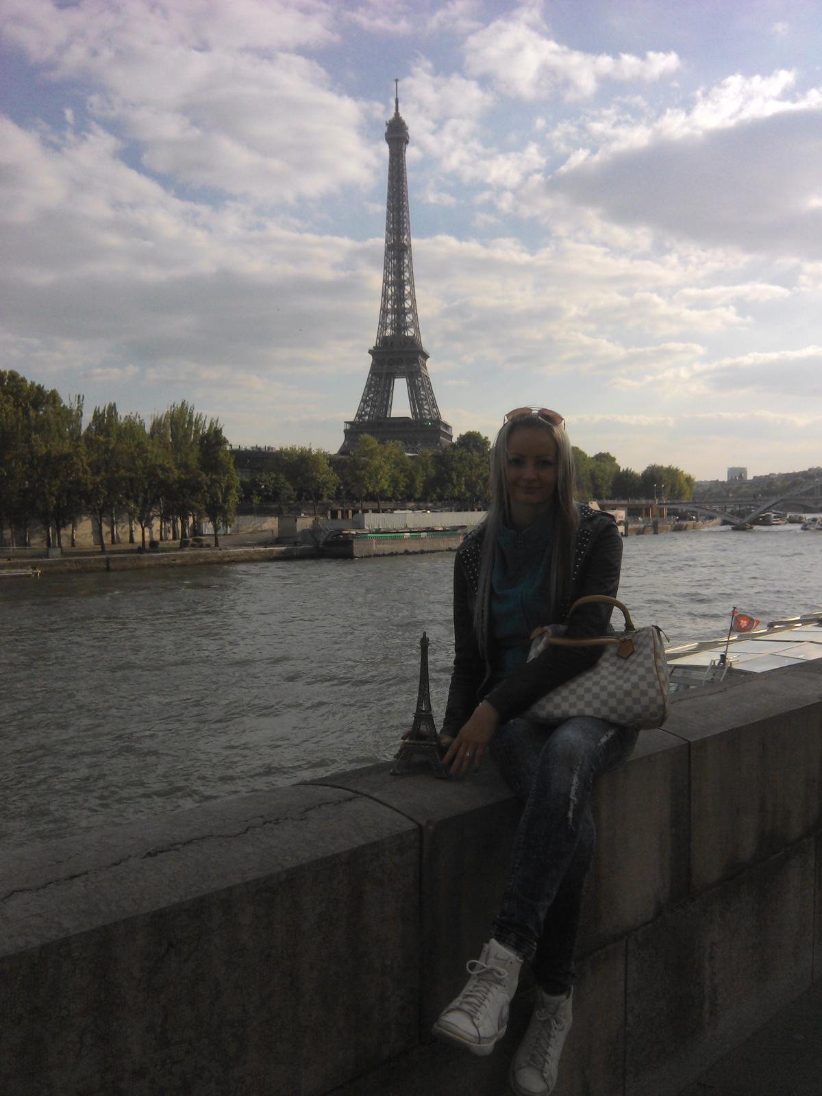 Zásnuby v Paríži 3.5.2014 :) - Obrázok č. 8