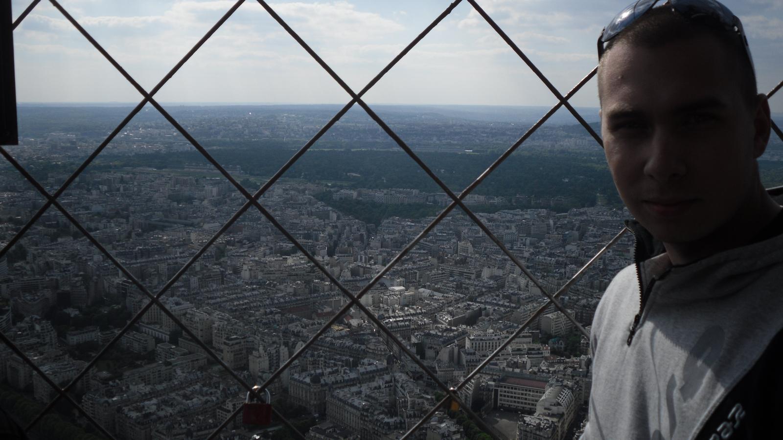 Zásnuby v Paríži 3.5.2014 :) - Obrázok č. 11