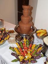 Našich hostí bude čakať aj takéto sladké pokušenie :) mňááám ! B-)