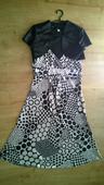 Saténové šaty , 40