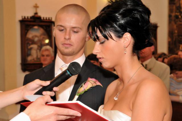Evka Flora{{_AND_}}Mirko Smito - .. a ze ta budem milovat a ctit po vsetky dni svojho zivota...
