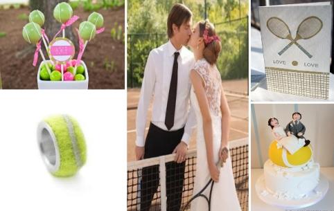 Tenisová svadba - Obrázok č. 9