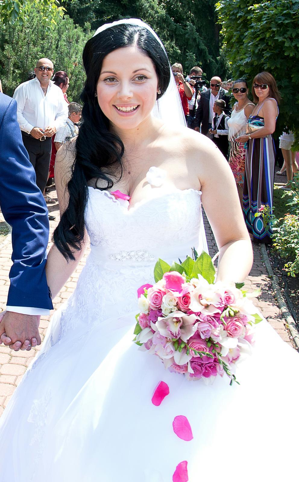 Svatební šaty Sposa Eliana - Obrázek č. 1