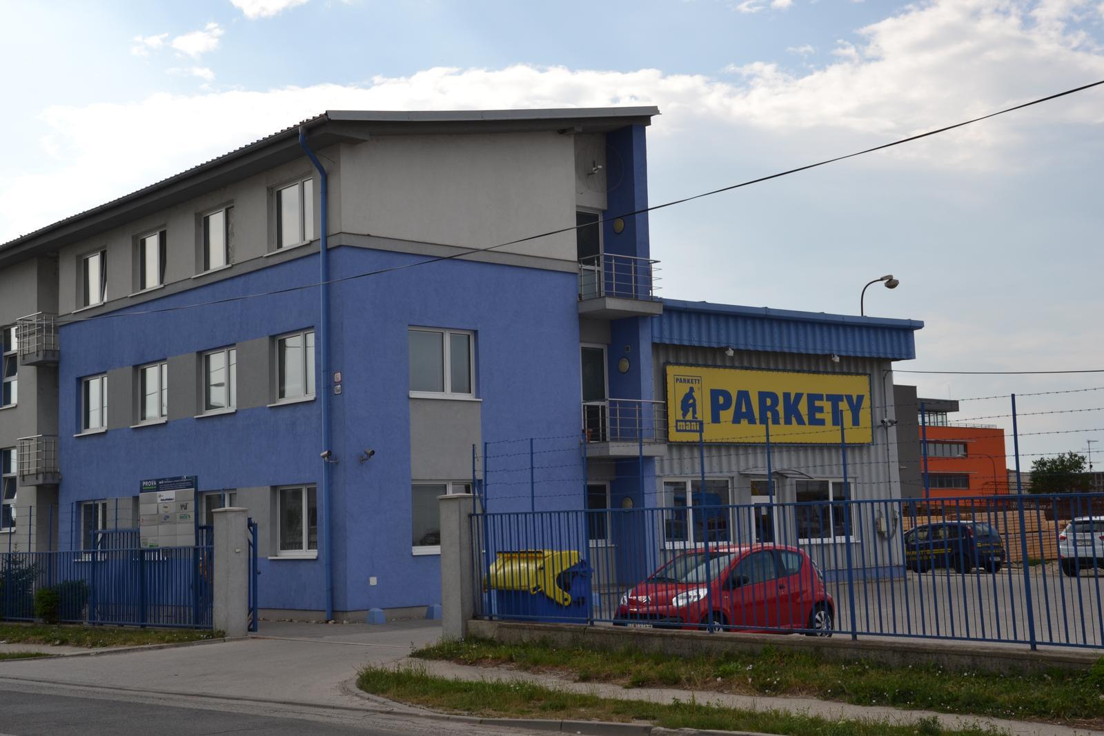 parkett_mann - Predajňa Trnava , Mikovíniho  11