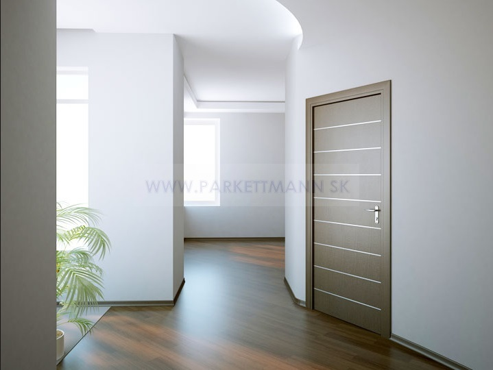 Vysoké biele parketové lišty - Obrázok č. 18