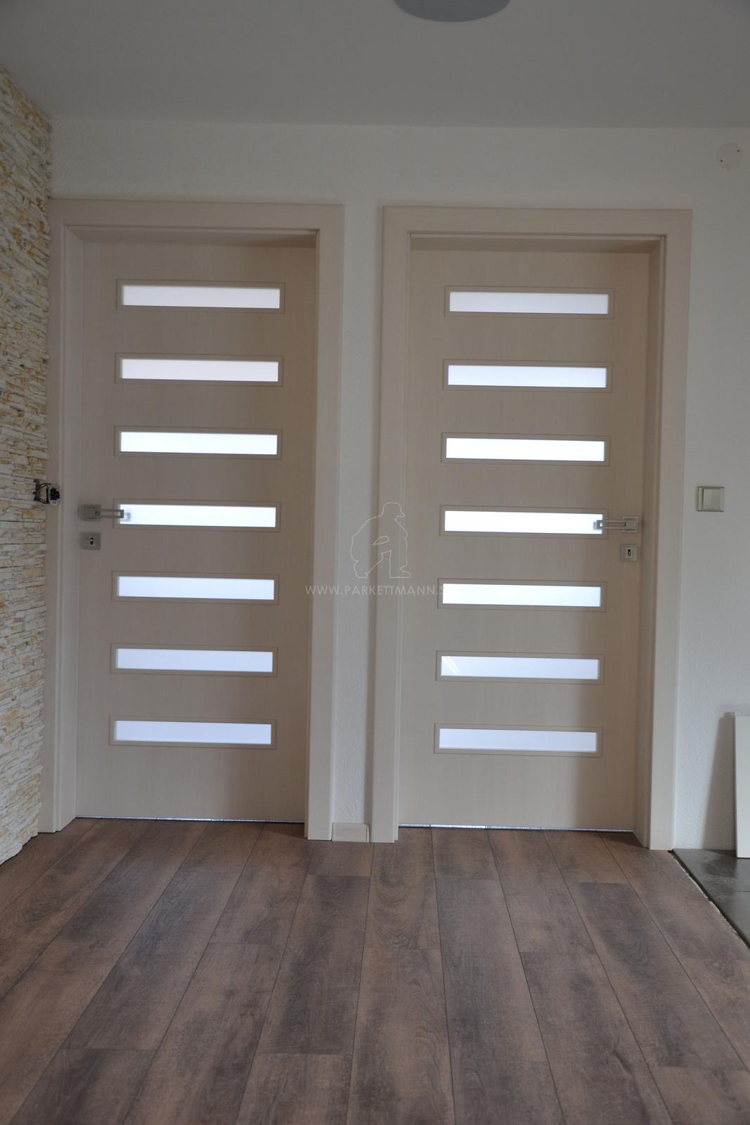 Z našich realizácií : CPL interiérové dvere - Obrázok č. 3