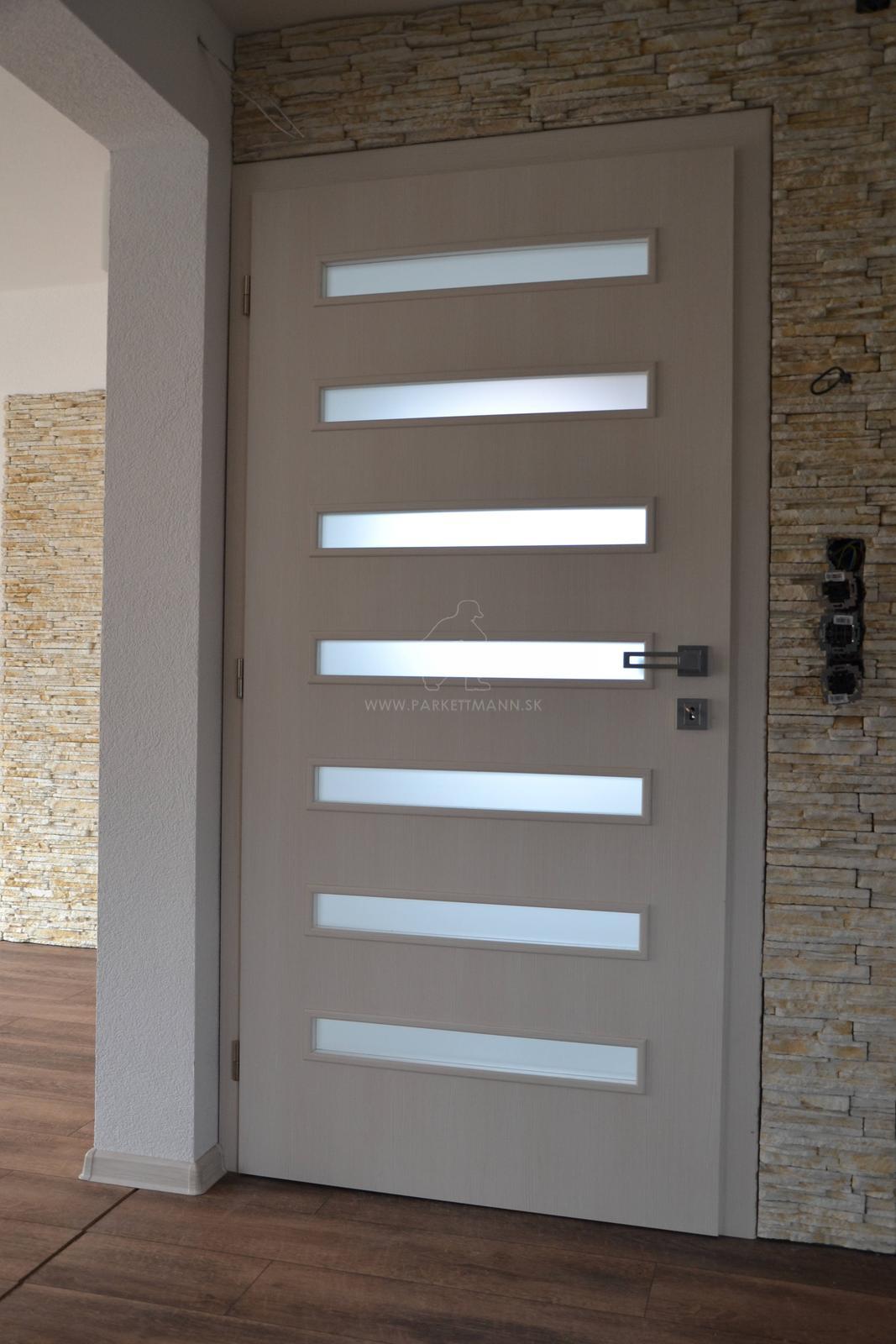 Z našich realizácií : CPL interiérové dvere - Obrázok č. 4