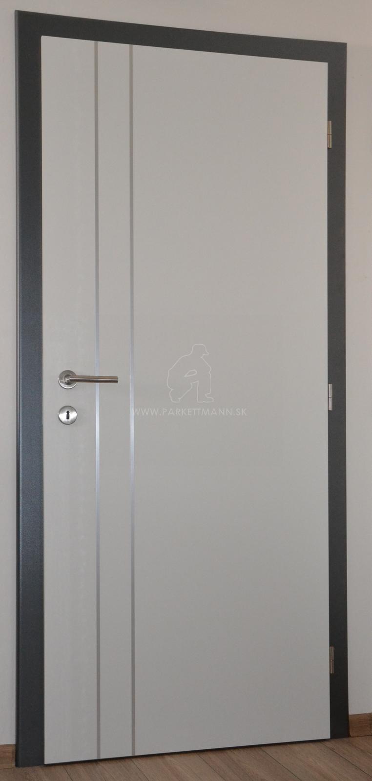 Z našich realizácií : CPL interiérové dvere - Obrázok č. 1