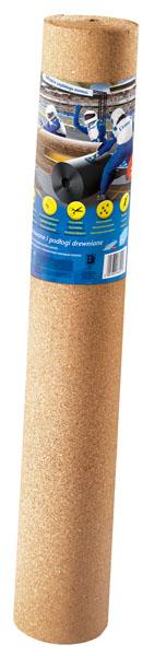 Podložky pod plávajúce podlahy - vhodné aj na podlahové vykurovanie - Korková podložka pod plávajúce podlahy
